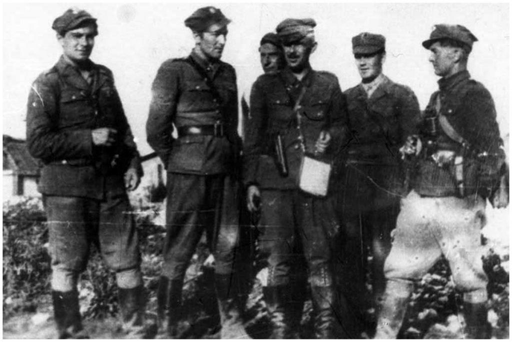 Oddziały mjr Zygmunta