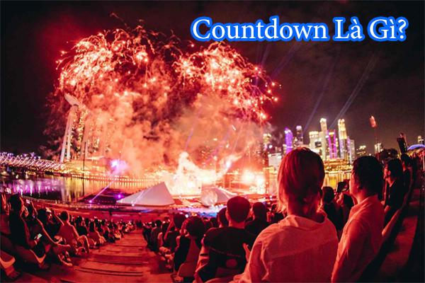 Countdown Là Gì? Sự Kiện Countdown Năm 2020
