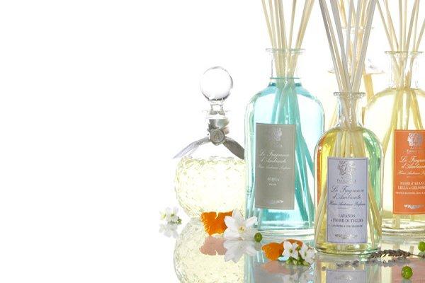 Khử mùi bằng túi thơm