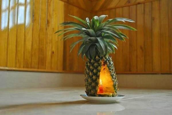 loại bỏ mùi sơn hiệu quả bằng nến và trái thơm