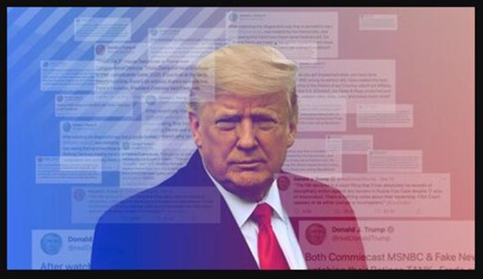 Trang web tranh cử của Tổng thống Mỹ Donald Trump bị hack