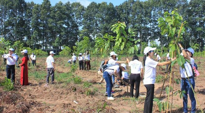Chung tay bảo vệ môi trường giúp cho thế hệ mai sau