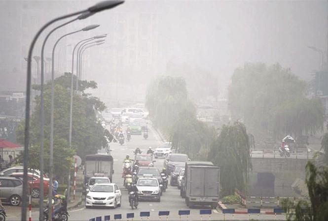 Khái niệm môi trường không khí là gì