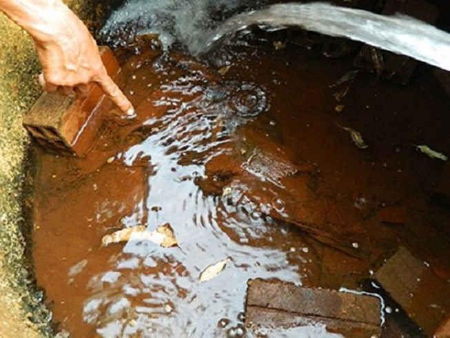 Ô nhiễm nguồn nước ngầm ở Việt Nam