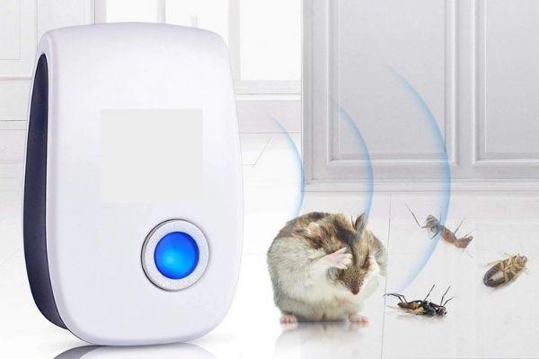 Máy đuổi chuột bằng sóng siêu âm là gì? Có hiệu quả không?