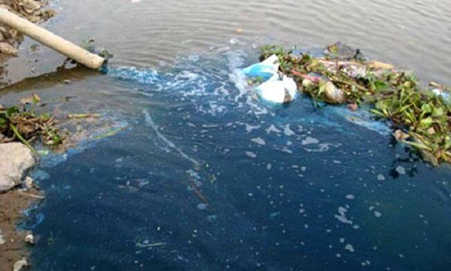 Thực trạng Ô nhiễm môi trường nguồn nước do kim loại nặng