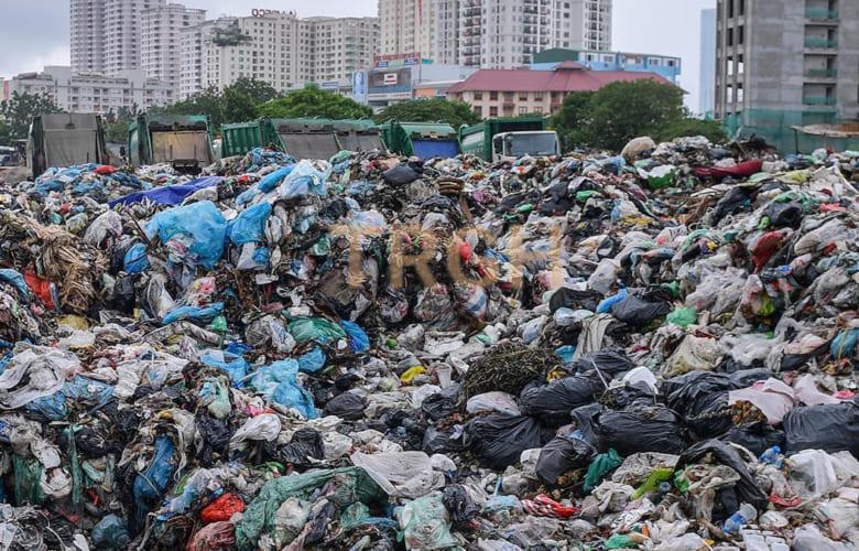 Ảnh hưởng của rác thải đến môi trường sống của con người