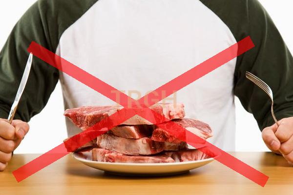 Hạn chế sử dụng thịt đỏ giúp giảm thiểu ảnh hưởng của rác thải đến môi trường